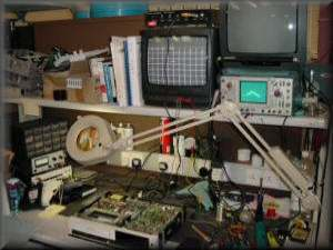 Electronic repair image